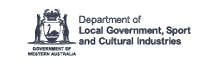 wa department of local government, sport and cultural industries